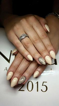 by Pauliny Junger Indigo Young Team - Follow us on Pinterest. Find more inspiration at www.indigo-nails.com #nailart #nails #indigo #nude