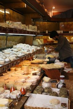 cheese shop - Rue Cadet, Paris, France