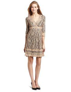 $149 @ Amazon.com D.E.P.T. Women's Soft Lace Dress: Amazon.com: Clothing