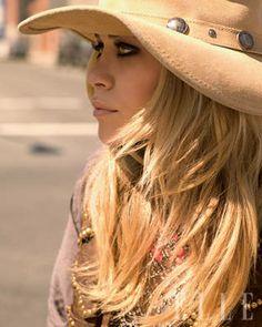 Mary-Kate Olsen [Elle magazine - July 2008]