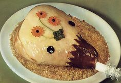 """Ham in Aspic Art of French Cooking"""" 1962"""