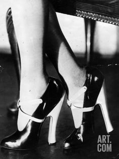 High Heels Photographic Print at Art.com
