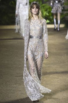 Elie Saab Haute couture Spring/Summer 2016 - Like A Passage to India