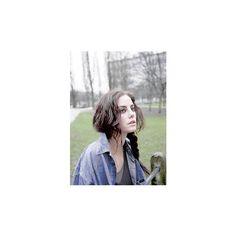i do not want beautiful; i want a goddamn tragedy. ❤ liked on Polyvore featuring kaya scodelario