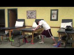 Sever's Disease Exercises