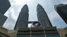 Kuala Lumpur City, Burj Khalifa, Skyscraper, Multi Story Building, Skyscrapers