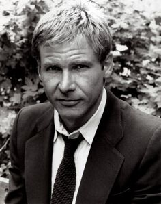 Harrison Ford - my first celebrity crush... What can I say - I've always liked my men mature haha