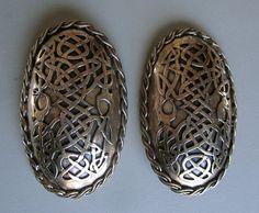 Master Ark's Viking Cup Brooches  www.MasterArk.com  in Bronze