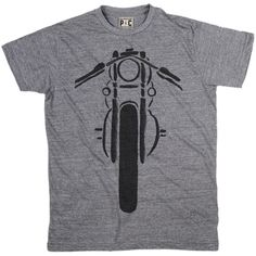Men's Motorcycle T-Shirt | Cool Vintage Motorcycle Tee | PalmerCash