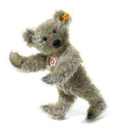 Mohair Teddy Bear Caramel  EAN 000553