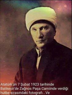 'Atatürk'ün Balıkesir Hutbesi Sırasında Fotoğrafı' Photoshop'tur! | MustafaKemâlim
