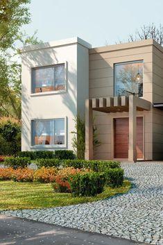 Precious Tips for Outdoor Gardens - Modern Interior And Exterior, Interior Design, Real Plants, Story House, Home Deco, Contemporary Design, Outdoor Gardens, Decoration, Backyard