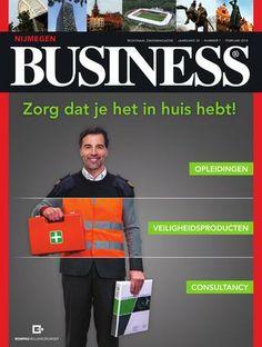De nieuwe Nijmegen Business, februari 2014. Lees hem online via http://issuu.com/nijmegenbusiness/docs/nijmegenbusiness012014/1 #ontwerp #DTP door @3AMI