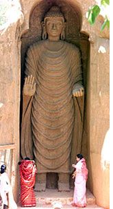 "ANCIENT METAPHYSICS AT WORK IN THE CENTER OF AFGHANISTAN Bamiyan Buddha. By Victoria L. Ward, Bsc.M. ""Mind Metaphysics"" 
