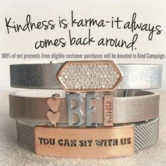 Jewelry making for a cause, KEEP Collective + Kind Campaign charms is stunning! https://www.keep-collective.com/with/ashleymatthews