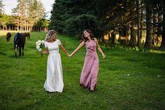 Bridesmaid Dresses, Wedding Dresses, Beautiful Bride, Real Weddings, Bridal, Party, Instagram, Fashion, Bridesmade Dresses