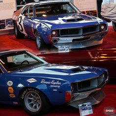 American Auto, American Motors, American Muscle Cars, Nascar Cars, Race Cars, Old Hot Rods, Amc Javelin, Old Muscle Cars, Sports Sedan