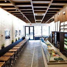 Restaurantes de Nueva York ideales para comer algo sencillo, rico y a buen precio durante tu viaje.