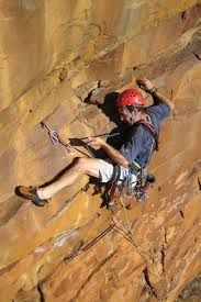Rock climbing is on my Bucket list