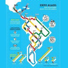 Conoce todas las cifras de Expo Aladi y su importancia en nuestra #RevistaNegocios: http://ow.ly/xY4j305pK85