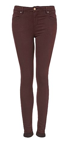 TOPSHOP Moto Supersoft Leigh Jeans