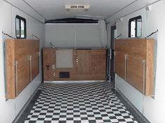 Enclosed Cargo Trailer Camper Conversion - Bing Images