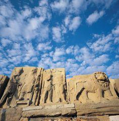 Catalhoyuk, Turkey. Former home of the Hittites.