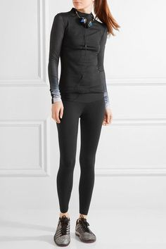 Bodyism | Octavia stretch-jersey leggings | NET-A-PORTER.COM