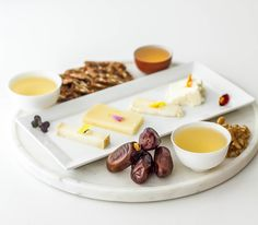 Italy meets Indonesia: the ultimate tea and cheese board