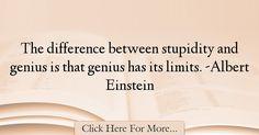 Albert Einstein Quotes About intelligence - 38234