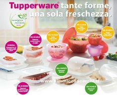 Contenitori Tupperware in edicola con Oggi - DimmiCosaCerchi.it