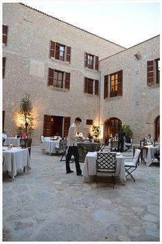 Restaurant Zaranda auf Mallorca bei Sternekoch Fernando Pérez Arellano