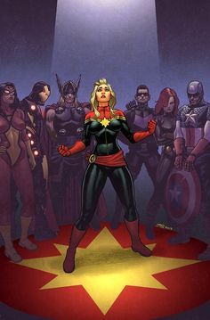 Avengers: The Enemy Within #1 by quin-ones on DeviantArt