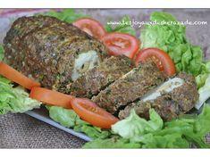 Une excellente recette tunisienne de pain de viande. une recette simple, facile et délicieuse, que vous pouvez servir avec une bonne salade, yumm c'est bon Algerian Recipes, Algerian Food, Tunisian Food, Middle Eastern Dishes, Ramadan Recipes, Turkish Recipes, Arabic Recipes, Baked Chicken Recipes, Arabic Food