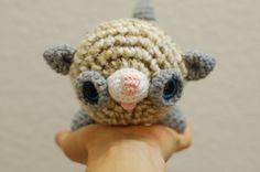 Amigurumi Little Kitten by ZayaLosya on Etsy, $25.00