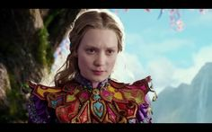 Discover a second Official Trailer for Tim Burton's Alice Through the Looking Glass ! Alice returns to the whimsical world of Wonderland and travels back in time to save the Mad Hatter.    http://www.dailymotion.com/video/x40tvvp    [iamagmp]    [cap...