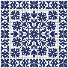 Collection of Charts Tantes-Zolder Biscornu Cross Stitch, Cross Stitch Borders, Cross Stitch Charts, Cross Stitch Designs, Cross Stitching, Cross Stitch Patterns, Blackwork Embroidery, Cross Stitch Embroidery, Knitting Charts