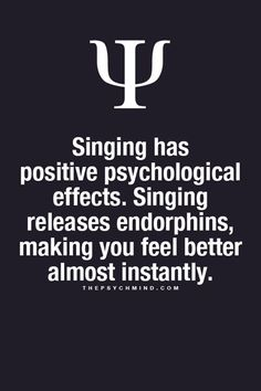 thepsychmind: Fun Psychology facts here! Psychology Says, Psychology Quotes, Health Psychology, Positive Psychology, The Words, Music Quotes, Me Quotes, Idgaf Quotes, Singing Quotes