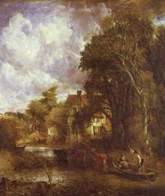 John  Constable  The Valley Farm  1835  Oil on canvas  Tate Gallery,  Londonhttp://www.oilpaintingshop.com/constable/39.jpg