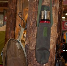 thermos sleeve. Outdoor retailer. #carryology