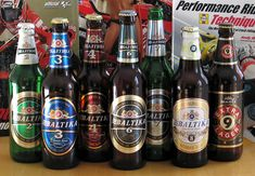 Russian beer...all good