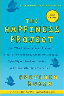 Now I want to create my own Happiness Project!