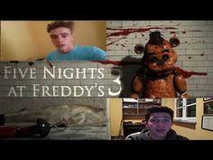 Five Nights At Freddy's 3 |Gameplay ITA| TENZIONE!