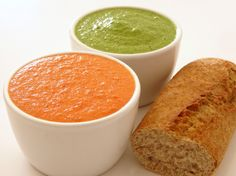 These red and green Canarian mojo sauce recipes are easy to make with simple ingredients and totally authentic! With a Nutribullet, you can make the sauces in literally seconds and they go well with everything - meat, fish or vegetables! Plus, they're healthy! What more could you want from homemade sauces?