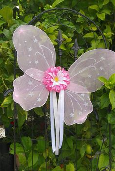 Fairy Wings Butterfly Pink  $7.00