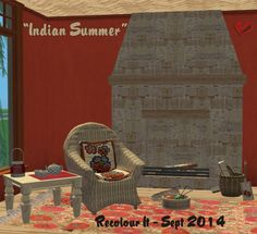 Sims 2 - Sep RI - Indian Summer - Downloads - BPS Community