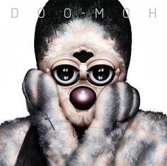 Demi Lovato as a Furby.