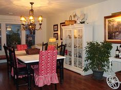 Home is Where the Heart is: ~New Dinning Room Chandelier~
