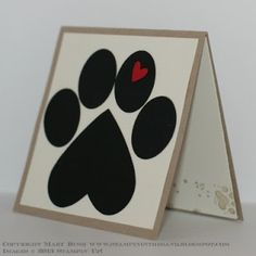 Stampin' in the Sand: New: Wee Paws for a Cause