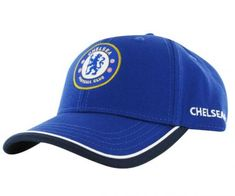 9a1540822a9 CHELSEA Embroidered Cap. One Size. Official Licensed Chelsea baseball cap.  FREE DELIVERY ON. Football Gifts Online